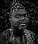 I photographed Adegboyega Najeem Hammed (Najeem) in Toronto 2012 during the Spirit Matters conference. He is based in Sao Paulo, Brazil. Najeem is very passionate in his prayers and songs for the healing of all mankind.