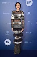 Olga Kurylenko<br /> arriving for the British Independent Film Awards 2017 at Old Billingsgate, London<br /> <br /> <br /> ©Ash Knotek  D3359  10/12/2017