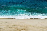 Ocean meets beach, Cape Cod, MA