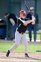 January 16, 2010:  Brock Pellow (Lake Oswego, OR) of the Baseball Factory Northwest Team during the 2010 Under Armour Pre-Season All-America Tournament at Kino Sports Complex in Tucson, AZ.  Photo By Mike Janes/Four Seam Images