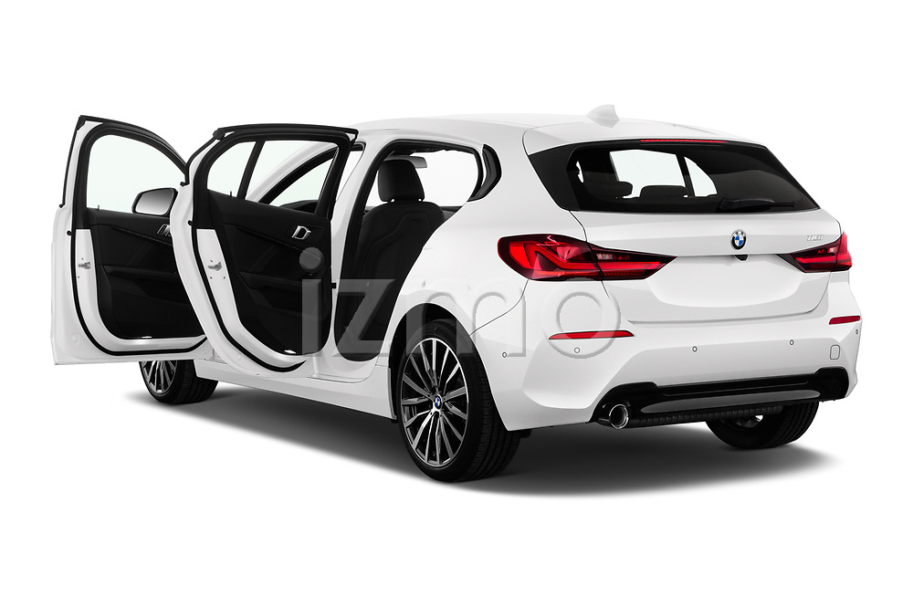 Car images of 2020 BMW 1-Series Sport 5 Door Hatchback Doors