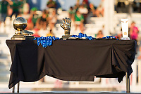 Bradenton, FL - Sunday, June 12, 2018: CONCACAF awards during a U-17 Women's Championship Finals match between USA and Mexico at IMG Academy.  USA defeated Mexico 3-2 to win the championship.
