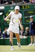 27-6-07,England, Wimbldon, Tennis,  Henin