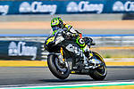 LCR Honda CASTROL's rider Cal Crutchlow of Great Britain rides during the MotoGP Official Test at Chang International Circuit on 17 February 2018, in Buriram, Thailand. Photo by Kaikungwon Duanjumroon / Power Sport Images