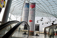 - the new Milan fair at Rho-Pero....- la nuova fiera di Milano a Rho-Pero