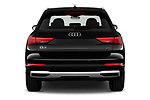 Straight rear view of a 2019 Audi Q3  Advanced 5 Door SUV