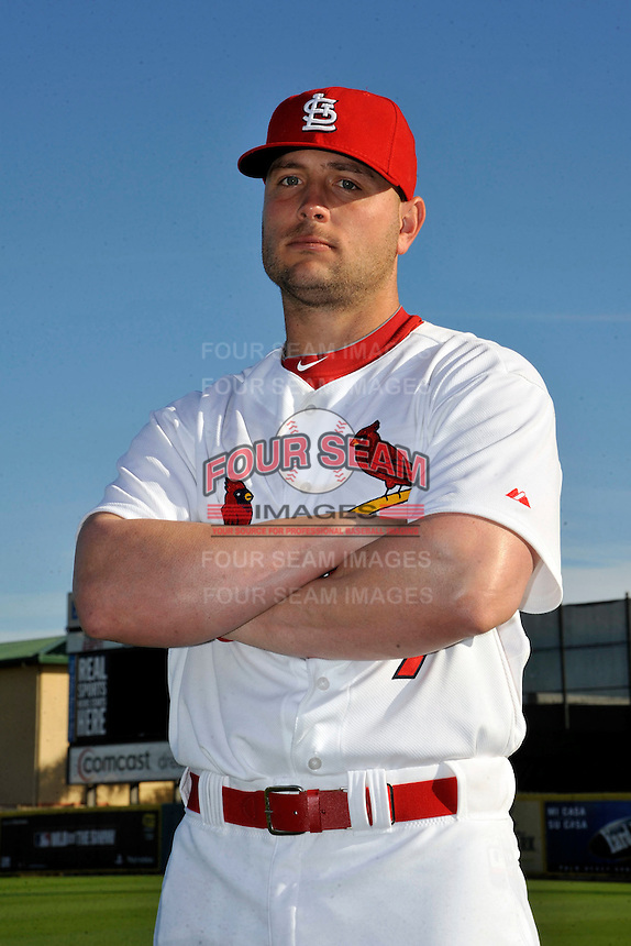 Mar 01, 2010; Jupiter, FL, USA; St. Louis Cardinals outfielder Matt Holliday (7) during  photoday at Roger Dean Stadium. Mandatory Credit: Tomasso De Rosa/ Four Seam Images