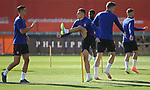 Atletico de Madrid's Santiago Arias during training session. June 11,2020.(ALTERPHOTOS/Atletico de Madrid/Pool)