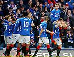 11.11.2018 Rangers v Motherwell: Rangers go goal crazy