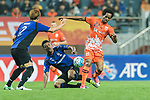 Jeju United FC (KOR) vs Gamba Osaka (JPN) during the AFC Champions League 2017 Group H match at the Jeju World Cup Stadium on 09 May 2017 in Jeju, South Korea. Photo by Marcio Rodrigo Machado / Power Sport Images