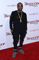 Jermaine Dupri @ the premiere of 'Barber Shop The Next Cut' held @ the Chinese theatre.<br /> April 6, 2016