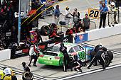 NASCAR XFINITY Series<br /> Coca-Cola Firecracker 250<br /> Daytona International Speedway, Daytona Beach, FL USA<br /> Saturday 1 July 2017<br /> Erik Jones, GameStop/Turtle Beach Toyota Camry, makes a pit stop.<br /> World Copyright: John K Harrelson<br /> LAT Images