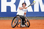 Nico Langmann (AT) lost 6-2 6-3 vs  Dani Caverzaschi (ESP)