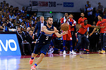 Jose Juan Barea of Dallas Mavericks in action during the NBA China Games 2018 match between Dallas Mavericks and Philadelphia 76ers at Universiade Center on October 08 2018 in Shenzhen, China. Photo by Marcio Rodrigo Machado / Power Sport Images