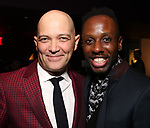 Taylor Mac and Raja Feather Kelly attends the Second Annual SDCF Awards, A celebration of Excellence in Directing and Choreography, at the Green Room 42 on November 11, 2018 in New York City.