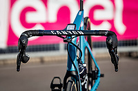 Mathieu Van der Poel (NED/Alpecin-Fenix)<br /> <br /> 112th Milano-Sanremo 2021 (1.UWT)<br /> 1 day race from Milan to Sanremo (299km)<br /> <br /> ©kramon