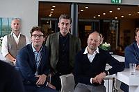 SCHAATSEN: HEERENVEEN: 29-10-2018, Museum Belvedere, Persbijeenkomst Team TalentNed met o.a.Ireen Wüst, ©foto Martin de Jong