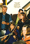 Another session gets underway in Ciaran's Bar during the Fleadh Nua in Ennis - June 4, 1999. Photograph by John Kelly