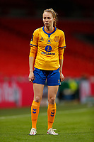 1st November 2020; Wembley Stadium, London, England; Womens FA Cup Final Football, Everton Womens versus Manchester City Womens; Molly Pike of Everton Women