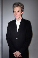 """Peter Capaldi<br /> signs copies of """"Dr.Who: The Complete Ninth Series"""" at HMV 363 Oxford Street, London<br /> <br /> <br /> ©Ash Knotek  D3094 07/03/2016"""