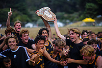 200303 College Athletics - McEvedy Shield