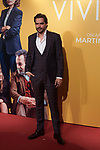 Nacho López during Premiere Vivir dos veces at Capitol Cinema on September 5, 2019 in Madrid, Spain.<br />  (ALTERPHOTOS/Yurena Paniagua)