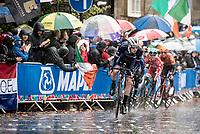 Remi Cavagna (FRA/Deceuninck - Quick Step)<br /> <br /> Elite Men Road Race from Leeds to Harrogate (shortened to 262km)<br /> 2019 UCI Road World Championships Yorkshire (GBR)<br /> <br /> ©kramon