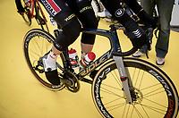 at the race start in Antwerpen<br /> <br /> 105th Ronde van Vlaanderen 2021 (MEN1.UWT)<br /> <br /> 1 day race from Antwerp to Oudenaarde (BEL/264km) <br /> <br /> ©kramon