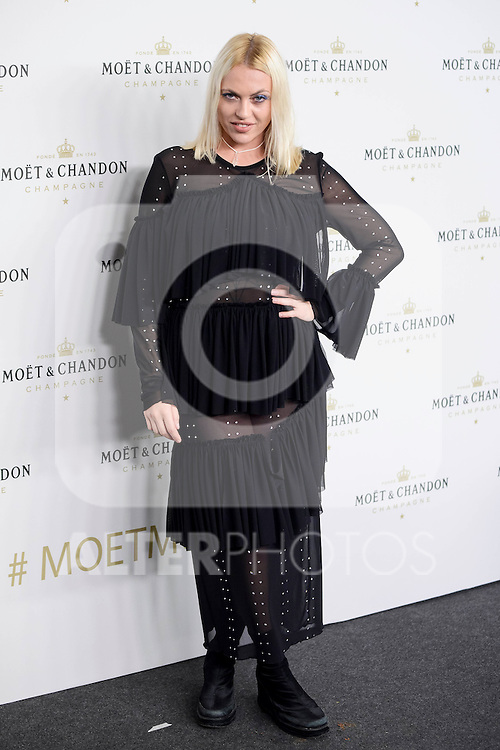 """Daniela Blume attends to the Moet & Chandom party """"New Year's Eve"""" at Florida Retiro in Madrid, Spain. November 29, 2016. (ALTERPHOTOS/BorjaB.Hojas)"""