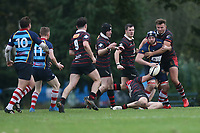 Campion RFC vs Old Cooperians RFC, London 3 Essex Division Rugby Union at Cottons Park on 16th October 2021