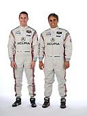 #6 Acura Team Penske Acura DPi, DPi: Juan Pablo Montoya, Dane Cameron portrait
