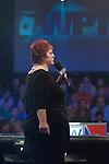 Announcer Linda Johnson