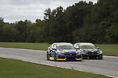 #84: Atlanta Speedwerks Honda Civic FK7 TCR, TCR: Brian Henderson, Ryan Eversley, #88: VGMC Racing, LLC Honda Civic FK7 TCR, TCR: Victor Gonzalez, Karl Wittmer