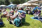 SALISBURY, CT. - 17 July 2021-071721SV06-Hundreds of fans line the race course for the IMSA Northeast Grand Prix event at Lime Rock Park in Lakeville Saturday.  <br /> Steven Valenti Republican-American