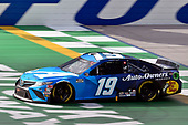 #19: Martin Truex Jr., Joe Gibbs Racing, Toyota Camry Auto Owners Insurance