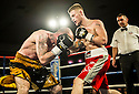 Boxing : Bellahouston Leisure Centre 25th May 2015