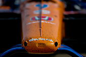 #9: Scott Dixon, Chip Ganassi Racing Honda in victory lane
