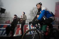 2013 Giro d'Italia.stage 14: Cervere - Bardonecchia.168km..Maarten Tjallingii (NLD) & son