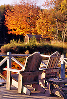 Adirondack Chairs in Vermont