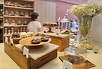 The Plain Vanilla Cafe on the popular Tiong Bahru Cafe street in Singapore.