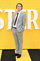 """Harry Mitchell<br /> arriving for the """"Yesterday"""" UK premiere at the Odeon Luxe, Leicester Square, London<br /> <br /> ©Ash Knotek  D3510  18/06/2019"""