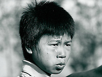 Kampfsporttraining in Shaolin, China 1989