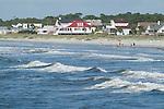 Folly Beach South Carolina Pier and Surf