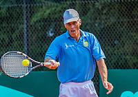 Etten-Leur, The Netherlands, August 26, 2017,  TC Etten, NVK, Ed Sasker (NED)<br /> Photo: Tennisimages/Henk Koster