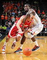 20101207 Radford Highlanders vs Virginia Mens NCAA college Basketball