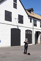 Slup+Barkass-Skuljet auf Stumholmen in Karlskrona, Provinz Blekinge, Schweden, Europa, UNESCO-Weltkulturerbe<br /> Slup+Barkass-Skuljet on Stumholmen in Karlskrona, Province Blekinge, Sweden