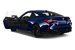 Car images of 2021 BMW M4-Coupe Competition 2 Door Coupe Doors