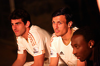 Pictured: Jack Cork (C) 01 April 2015<br />