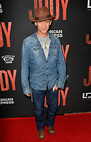 "LOS ANGELES, USA. September 20, 2019: Clifton Collins Jr. at the premiere of ""Judy"" at the Samuel Goldwyn Theatre.<br /> Picture: Paul Smith/Featureflash"
