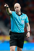 English referee Anthony Taylor during international friendly match. March 27,2018.(ALTERPHOTOS/Acero) /NortePhoto.com NORTEPHOTOMEXICO